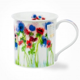 Bute Floral Haze Anemone mug