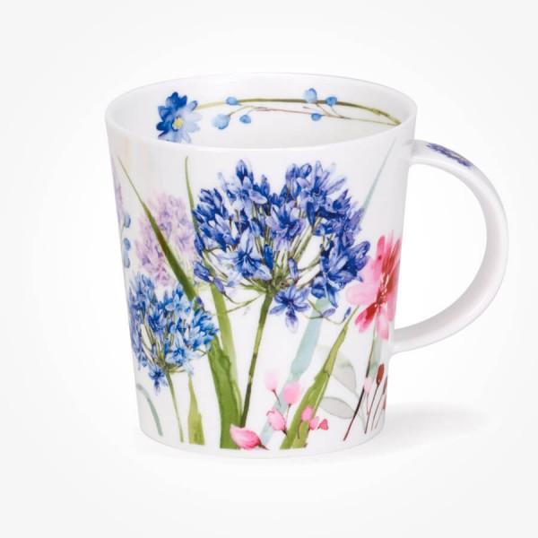 Dunoon Mugs Lomond Wild Garden Agapanthus