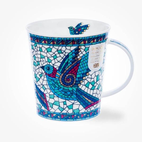 Lomond Shape Mug Terrazzo Bird