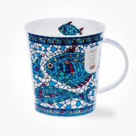 Lomond Shape Mug Terrazzo Fish