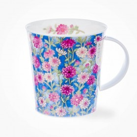 Dunoon Ophelia Pink Lomond Shape Mug