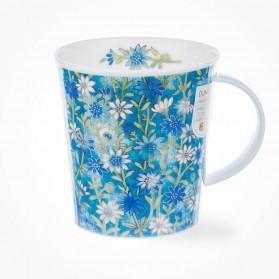 Dunoon Ophelia Blue Lomond Shape Mug