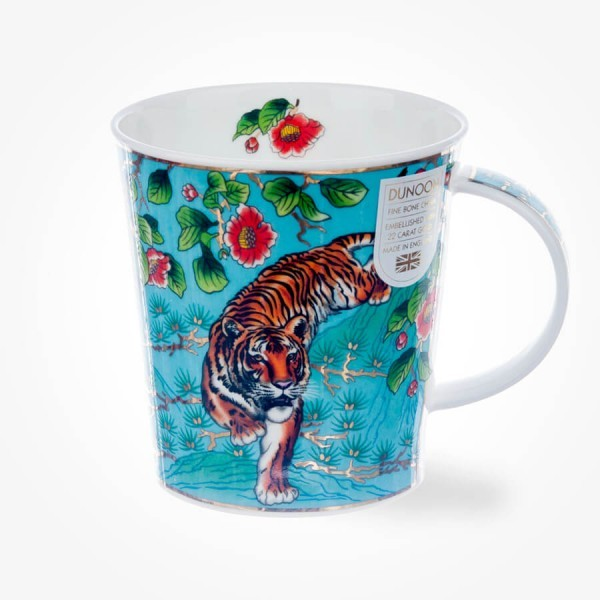 Lomond Ashaki Turquoise Tiger