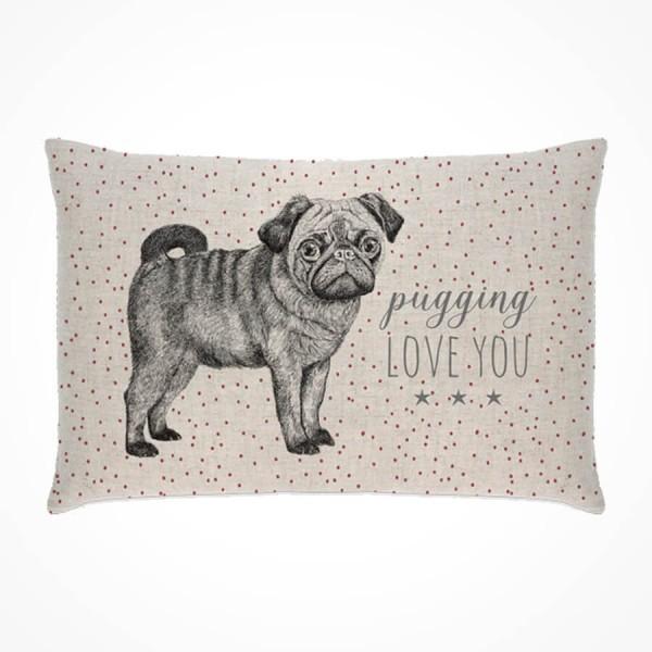 Long Cshion Pug