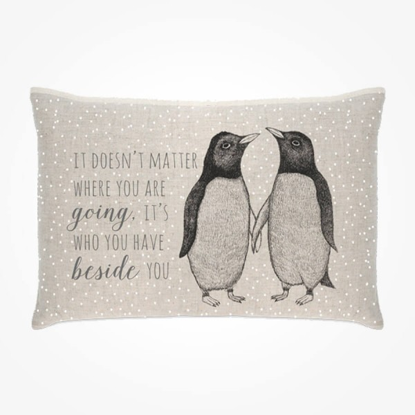 Long Cushion Penguins