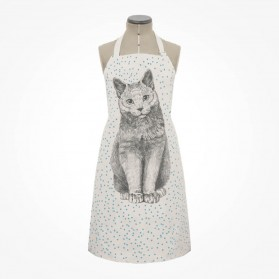 East of India Apron Cat
