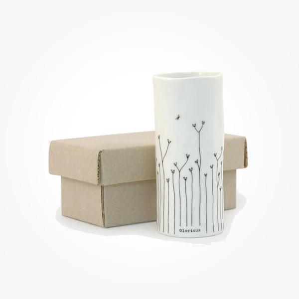 Porcelain vase Glorious