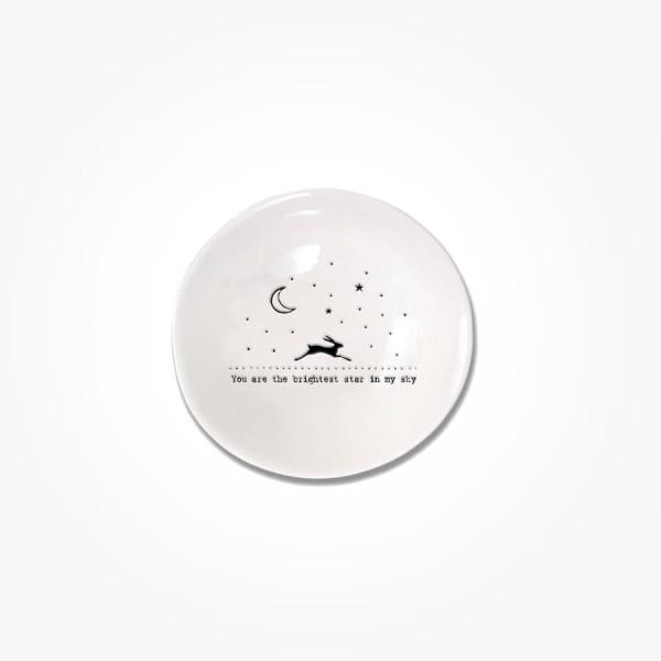 Med wobbly bowl-Brightest star