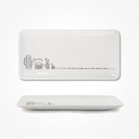 Long Trinket Dish 20cm It's the little things you do gift box