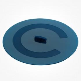 Silicone Round cover lagoon 30cm Blue