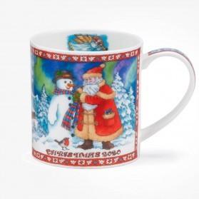 Dunoon Mugs Orkney shape Christmas 2020