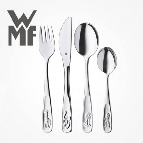 WMF Animal 4 Piece Cutlery box Set