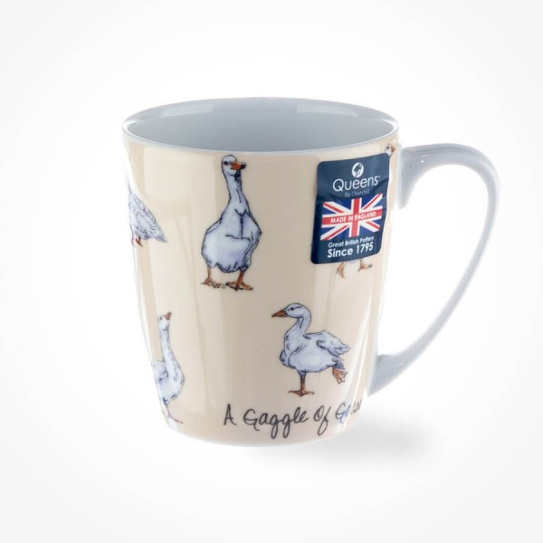The In Crowd A Gaggle of Geese Acorn Mug