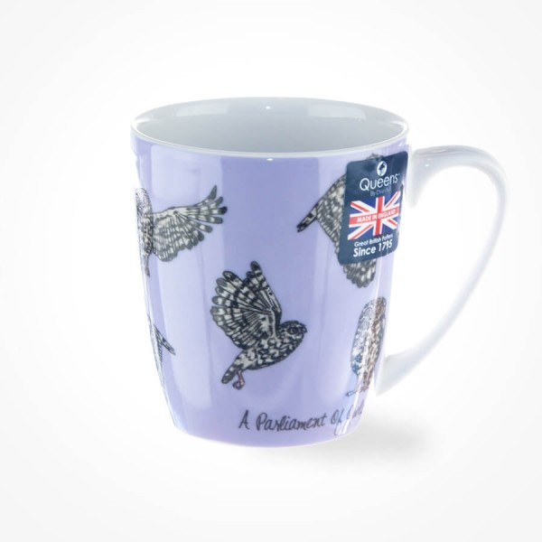 The In Crowd A Parliament of Owls Acorn Mug