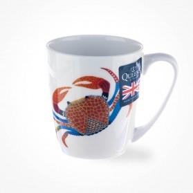 Paradise Fish Crab Acorn Mug