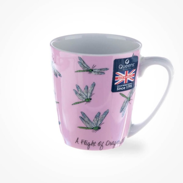 The In Crowd A flight of Dragonflies acorn mug