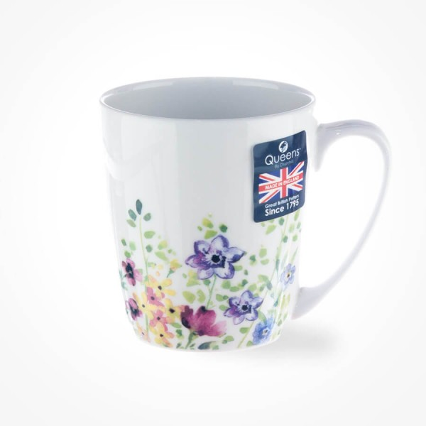 Wildflower Bloom Acorn Mug