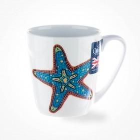 Paradise Fish Starfish Acorn Mug