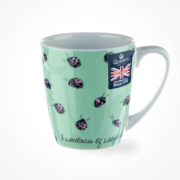 A Loveliness of Ladybirds Acorn Mug