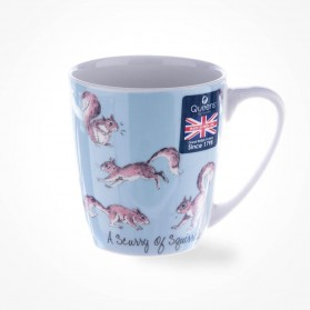 The In Crowd A Scurry of Squirrels Acorn Mug