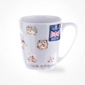 The In Crowd A Prickle of Hedgehogs Acorn Mug