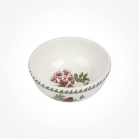 Portmeirion Botanic Garden Birds 5.5 inch Fruit Salad Bowl Ruby Hummingbird