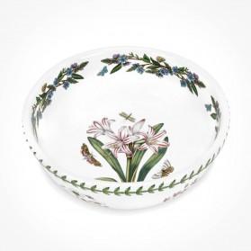 Botanic Garden 9 inch Salad Bowl Lily