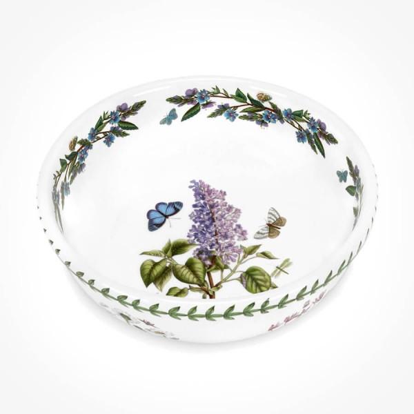 Botanic Garden 9 inch Salad Bowl Lilac