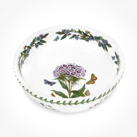 Botanic Garden 9 inch Salad Bowl Sweet William