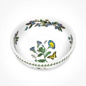 Botanic Garden 8 inch Salad Bowl Convolvulus