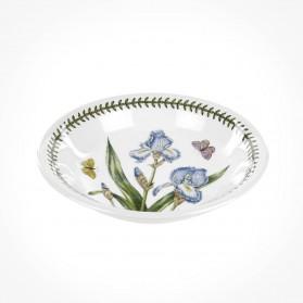 Botanic Garden 8 inch Pasta Bowl Iris