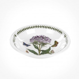 Botanic Garden 8 inch Pasta Bowl Sweet William