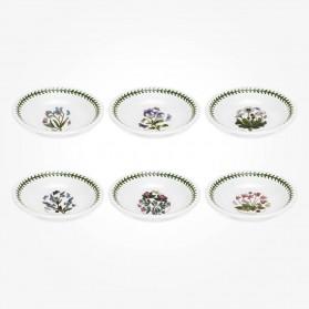 Portmeirion Botanic Garden 7 inch Bowls Set of 6