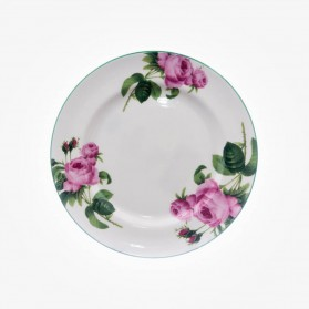 English Rose Sweet Plate 8.25 inch Side Plate