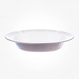 Aynsley Florentine Baker/Open Veg Dish 11 inch Oval Shape