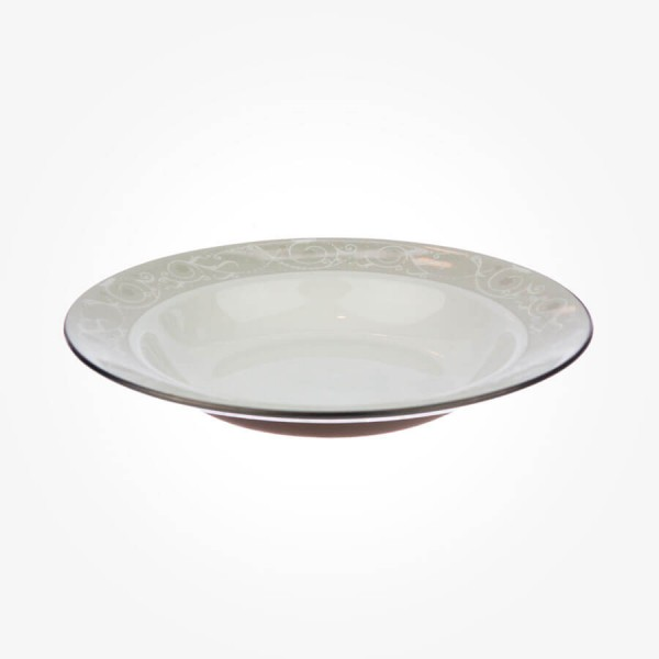 Aynsley Florentine Soup Plate 9.25 inch