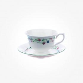 Aynsley Country Fayre Teacup & Saucer York