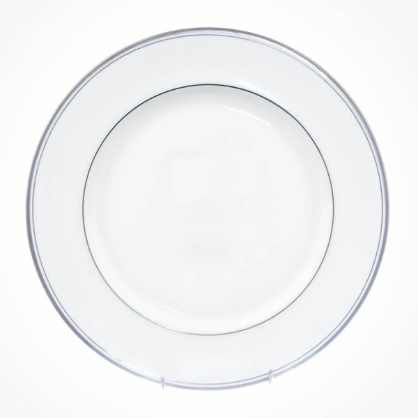 Aynsley Corona platinum Dinner Plate 10.5 inch