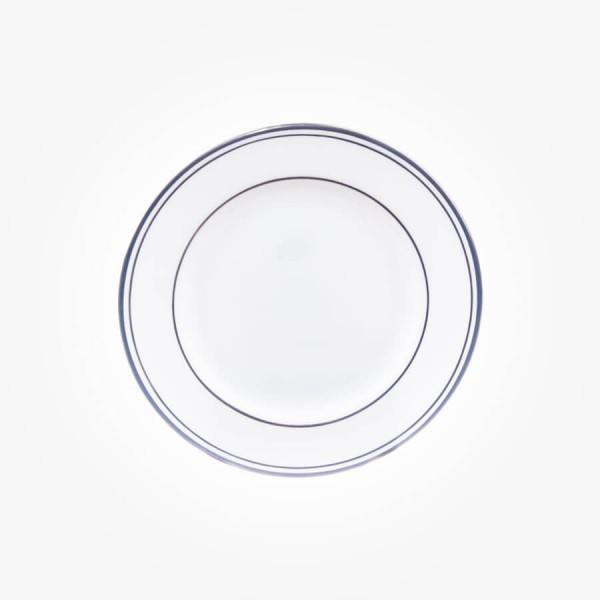Aynsley Corona Platinum Side Plate 6.25 inch