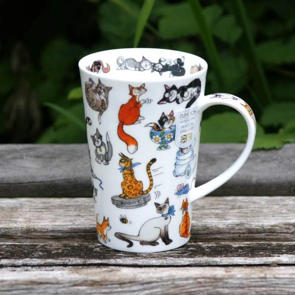 Dunoon Shetland Mug Catastrophe