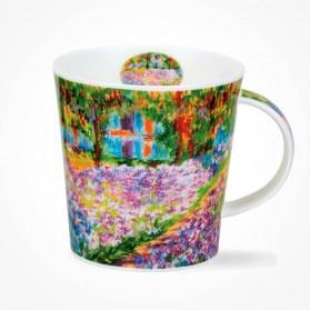 Dunoon Cairngorm mug Giverny Garden