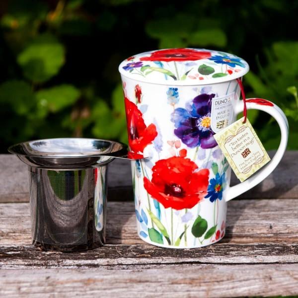 Dunoon Shetland Mug Wild Garden Set