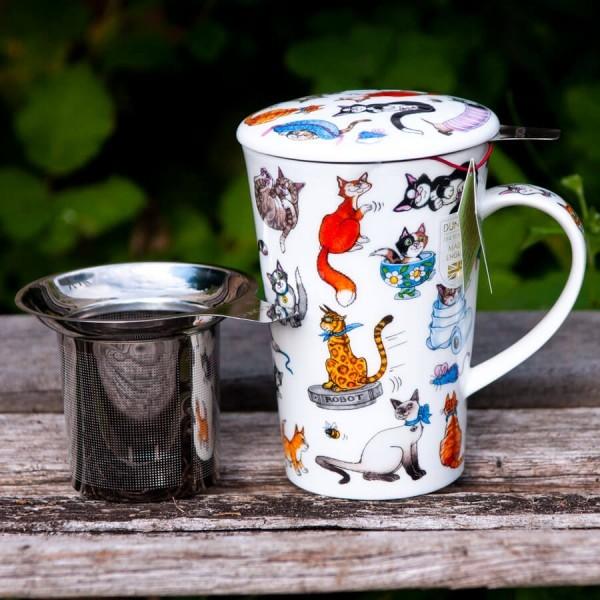 Dunoon Shetland Mug Flamboyance Set