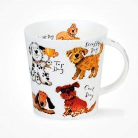 Dunoon Cairngorm mug A Dog's Life