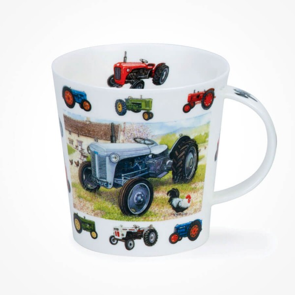 Dunoon mugs Cairngorm Vintage Collection Tractors