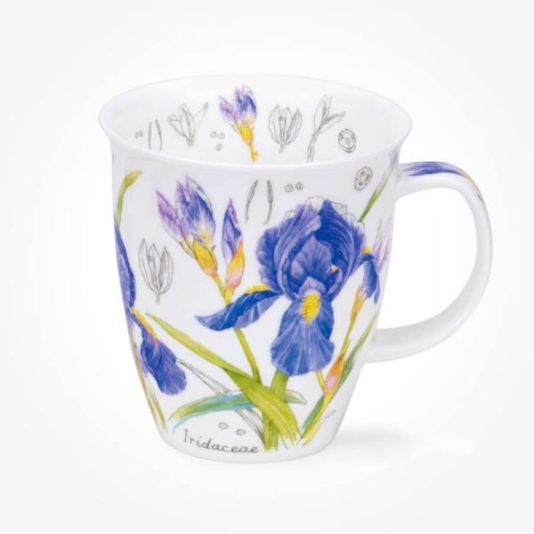 Dunoon Nevis Floral Sketch Iris