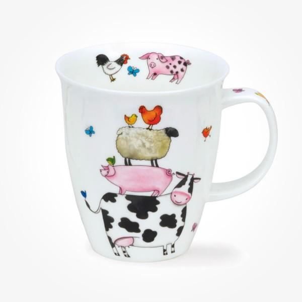 Dunoon mugs Nevis High Climbers Cow