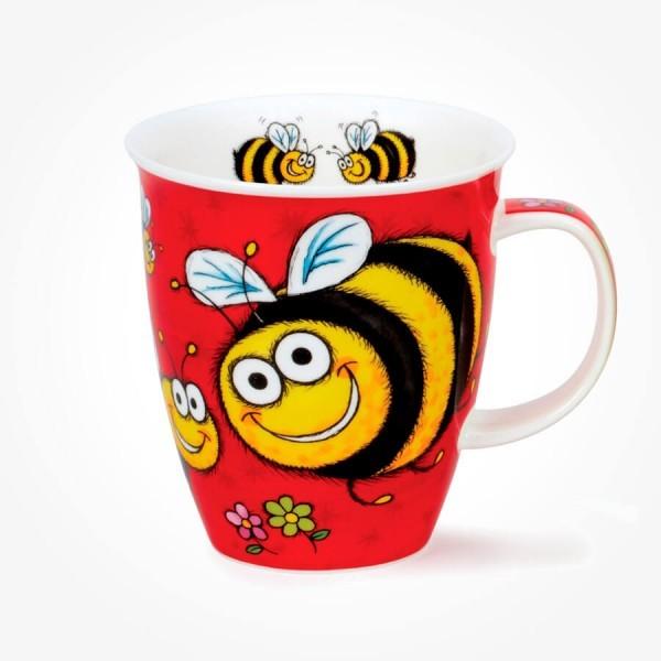 Dunoon mugs Nevis Bee