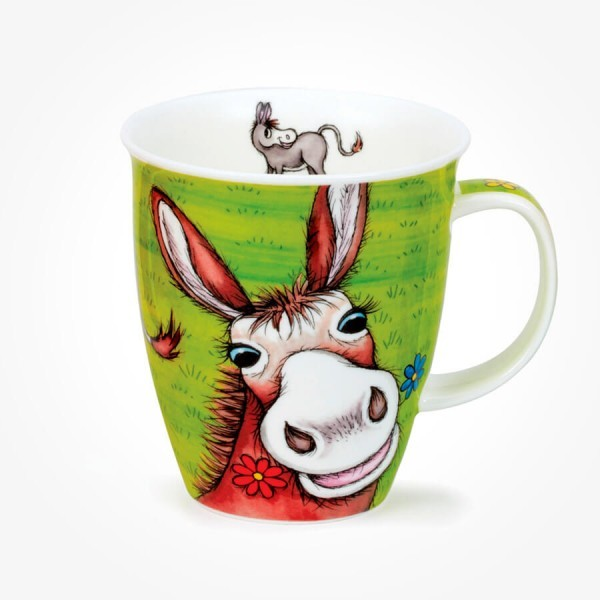 Dunoon mugs Nevis Donkey