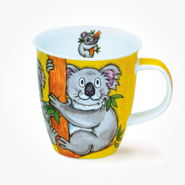 Dunoon mugs Nevis Swingers Koala